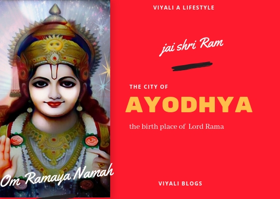 Ayodhya - the birth place of Lord Rama