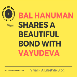 Bal Hanuman shares a beautiful bond with Vayudeva