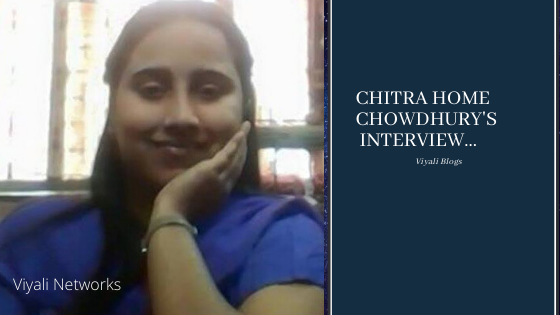Chitra Home Chowdhury interview