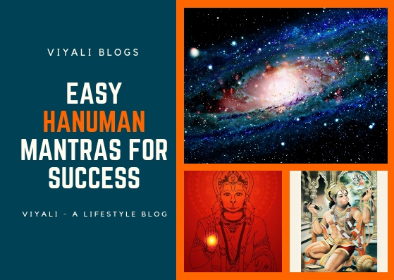 Easy Hanuman mantras for success