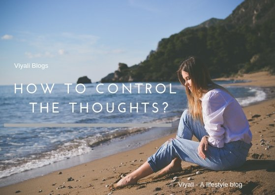how to control the thoughts?
