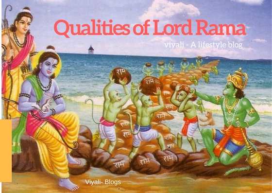 Qualities of Lord Rama
