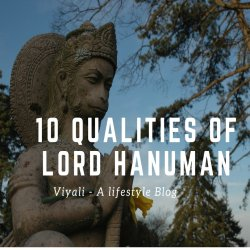 10 Qualities of lord Hanuman