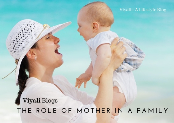 Role of mother in a family