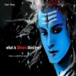 what is Shiva's third eye ?