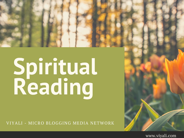 Spiritual Reading on viyali