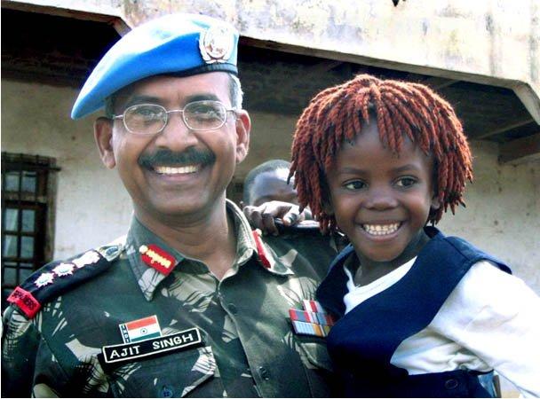 indias contribution to world peace