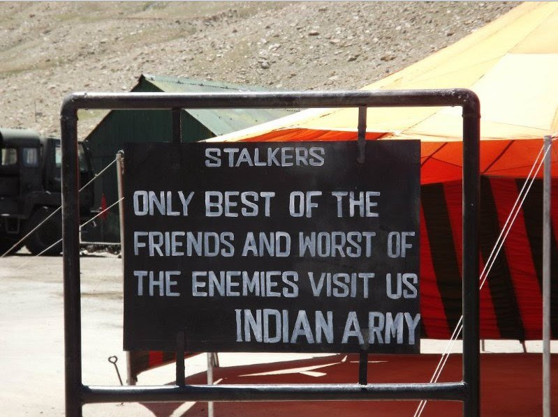 Tribute to Indian Army