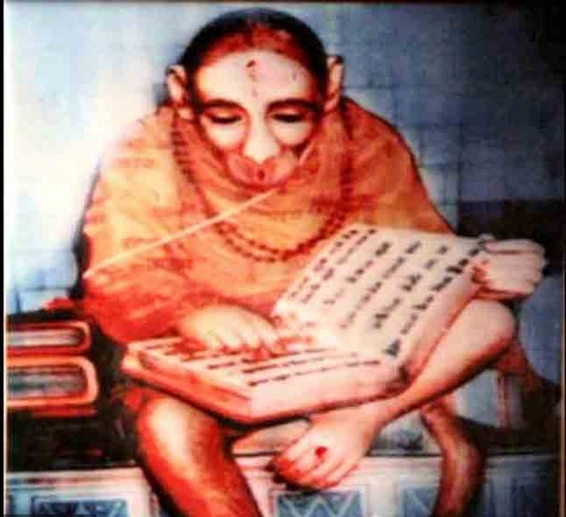 Hanuman Real photo