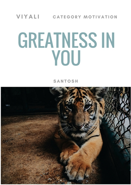 Seeds of greatness - Invoke hidden Greatness in you