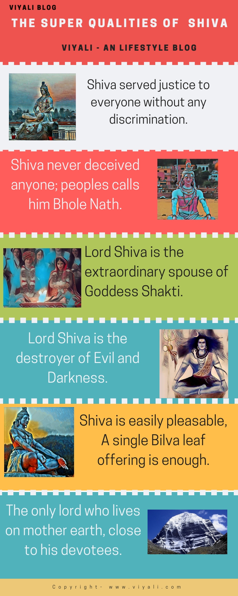 11 Qualities of Shiva which makes him super Lord