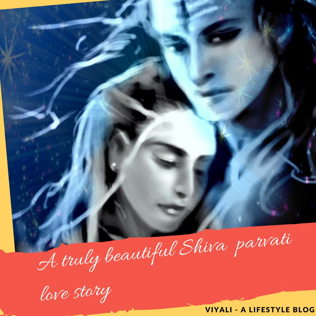 Story of lord shiva and parvati